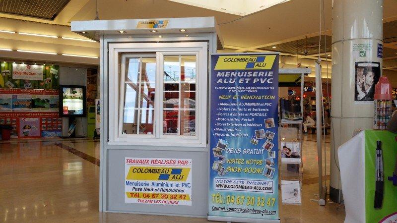 Galerie Marchande d'Auchan  à   BEZIERS